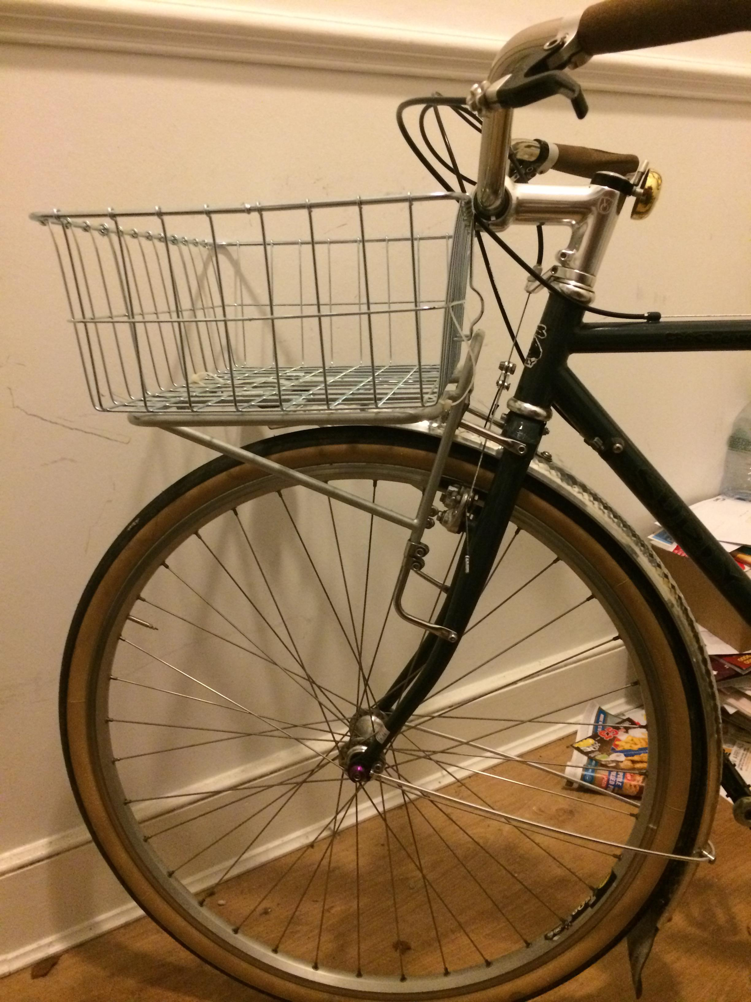 Surly 24 Pack Front Rack And Wald Basket The Ultimate