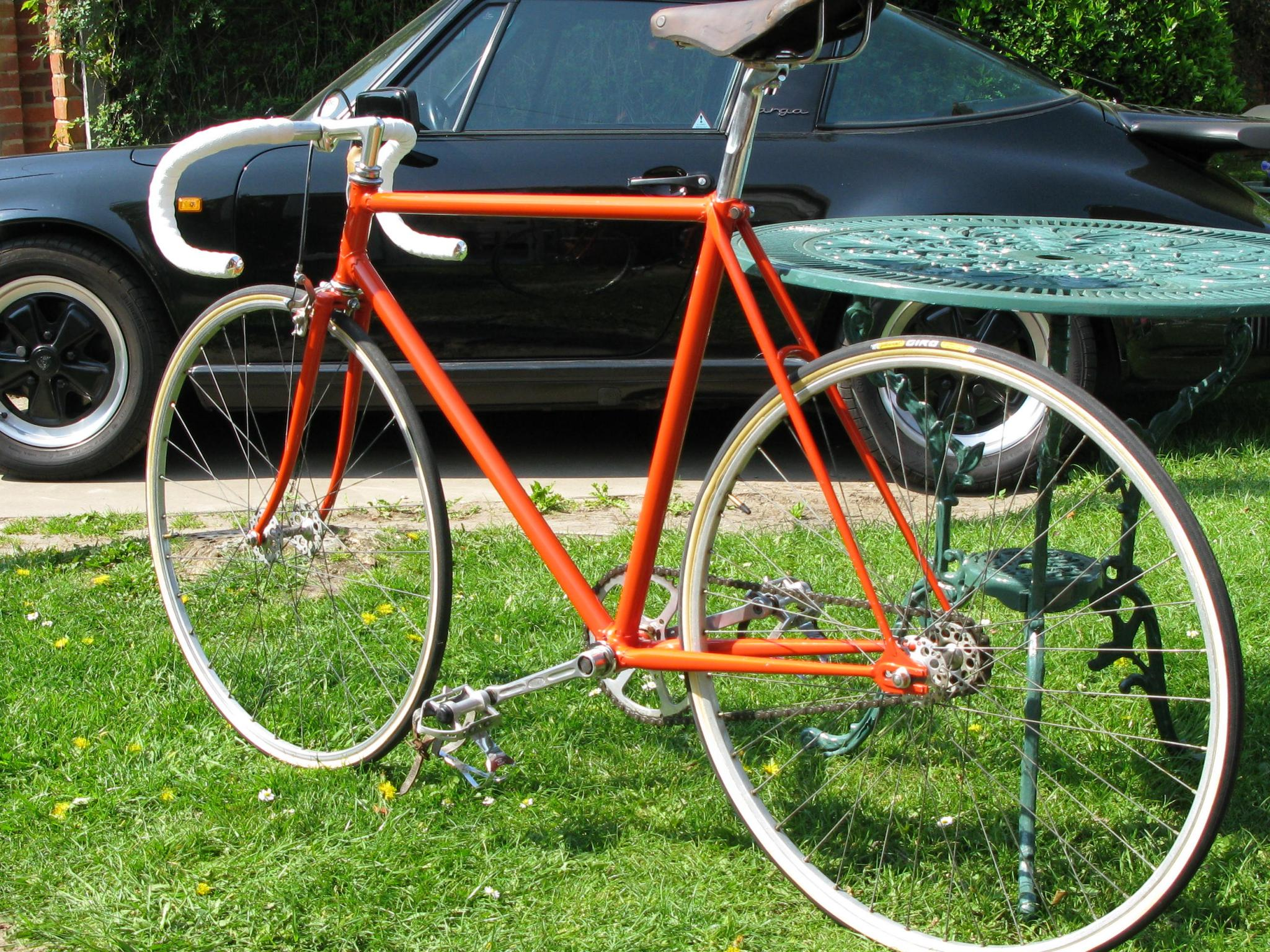 For Sale Claud Butler Track Bike 57cm 22 Quot 1960 S Lfgss