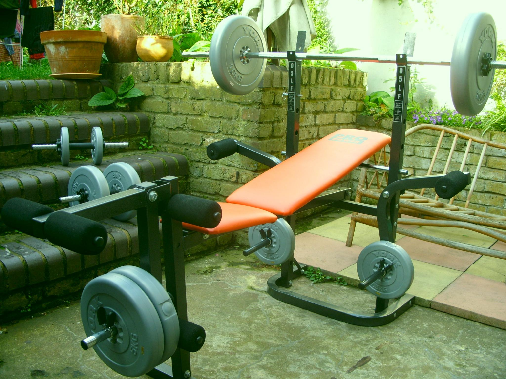 For Sale Ot Multi Use Workout Bench Lfgss