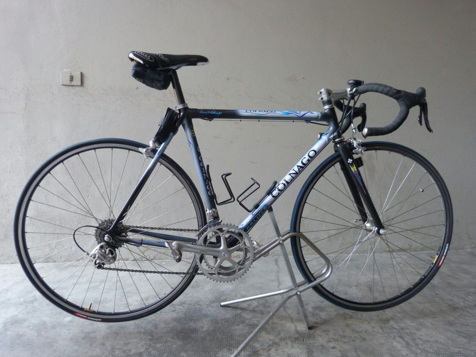 Sale For Bike Colnago C40 Size 53 C F Lfgss