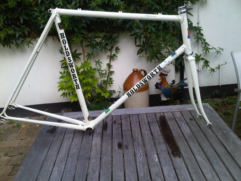 For Sale: Holdsworth frames: 1 x Professional, 1 x unknown model   LFGSS