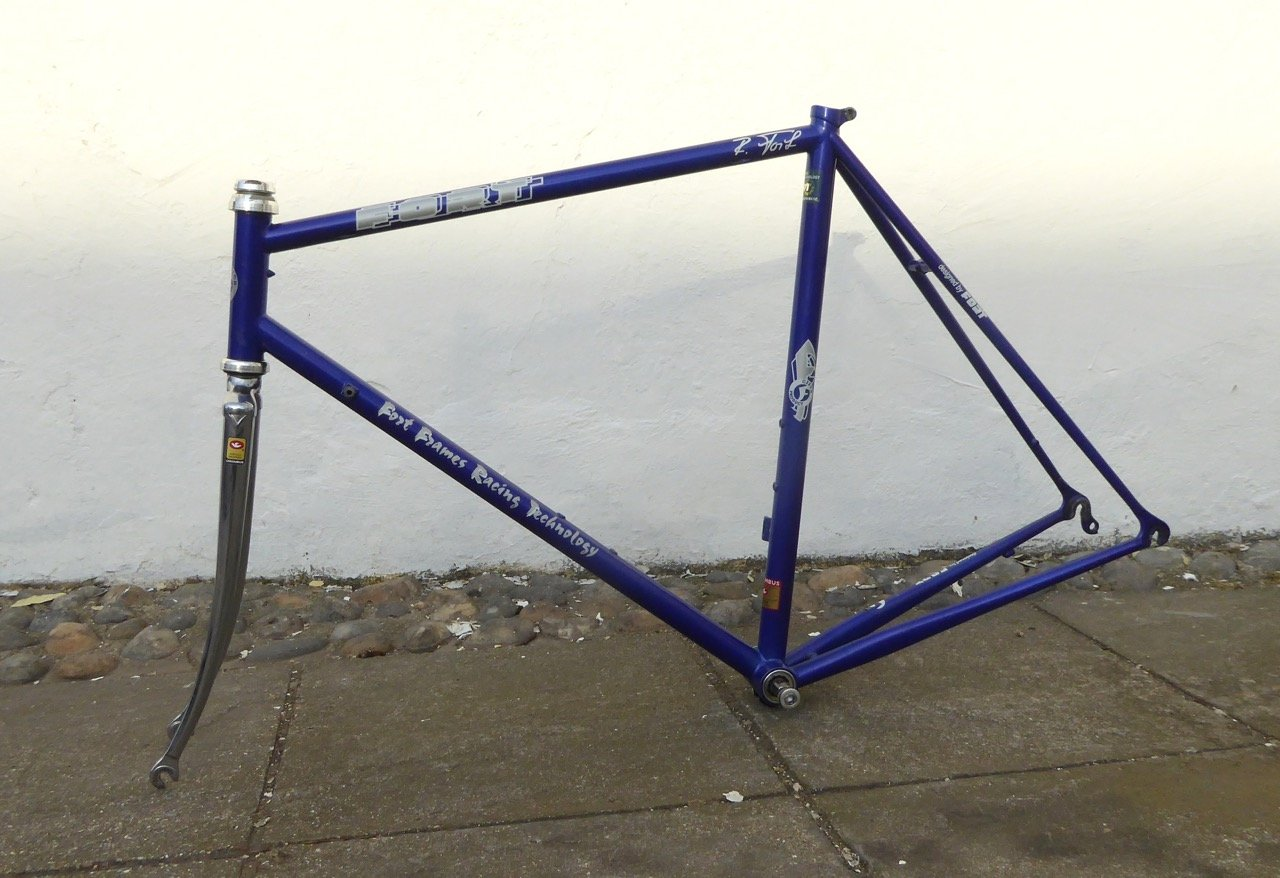 For sale Columbus SLX NEW FORT Frames Racing Technology and Columbus ...