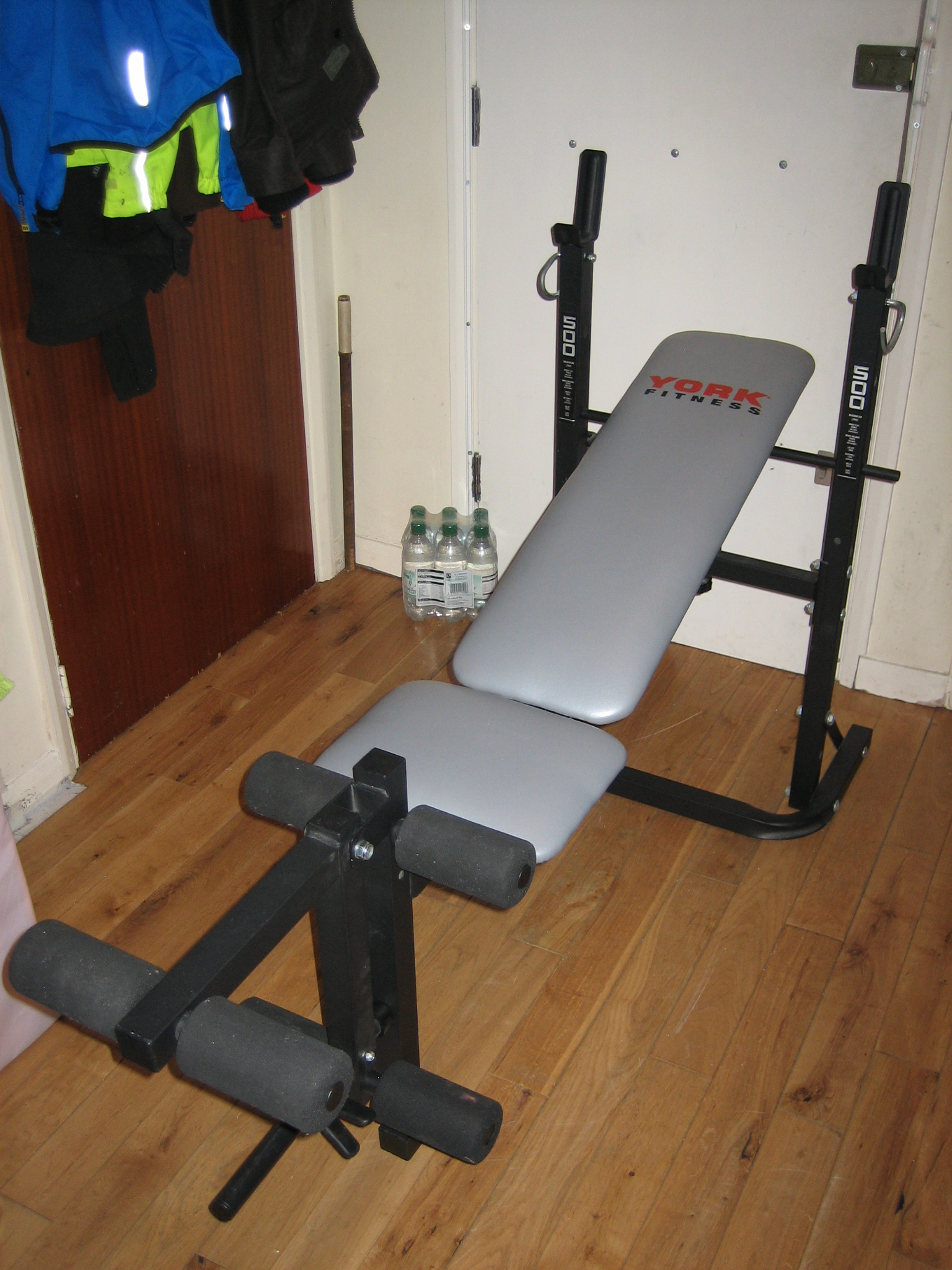 For Sale York B500 Weights Bench Lfgss