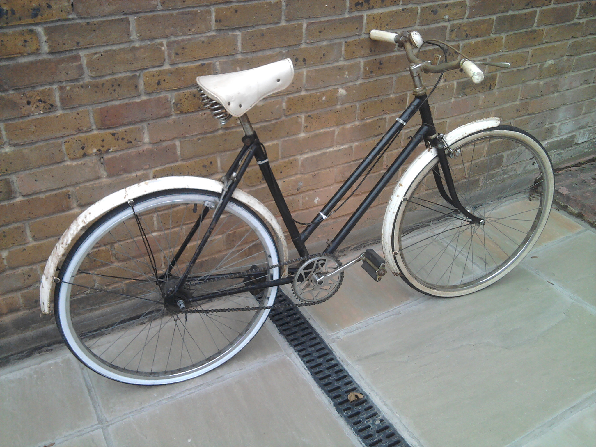 For Sale 2 Ladies Bikes 1950s Raleigh Sports And