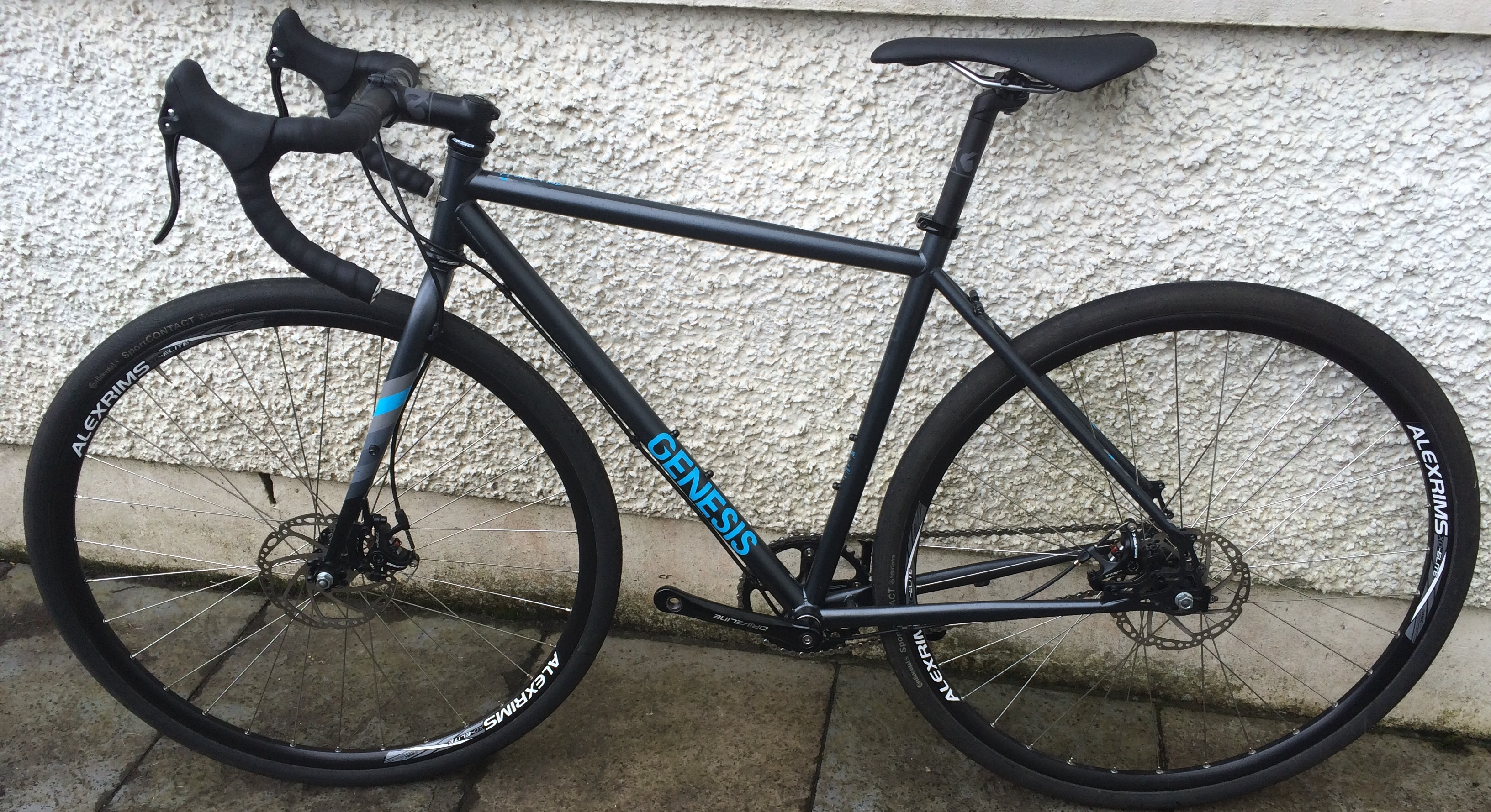 Genesis Day One Disc 50cm S 2015 As New Lfgss