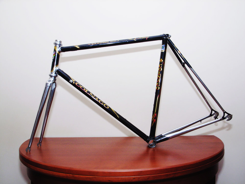 For sale colnago master and pinarello prince frame for for Framed photos for sale