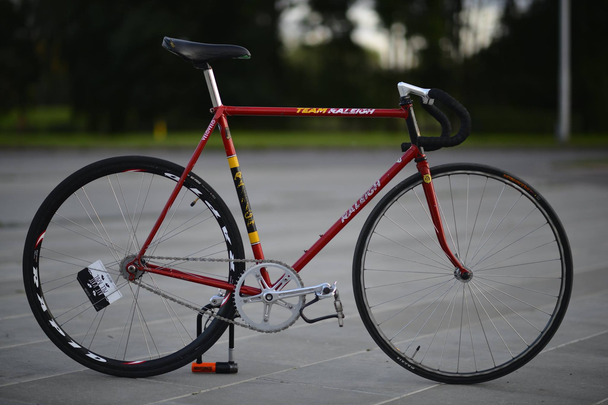For Sale 1978 Team Raleigh Professional 350 Or Bike Parts Lfgss