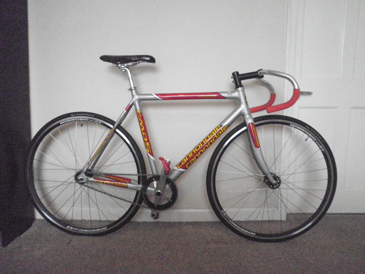 Cannondale track frame for sale