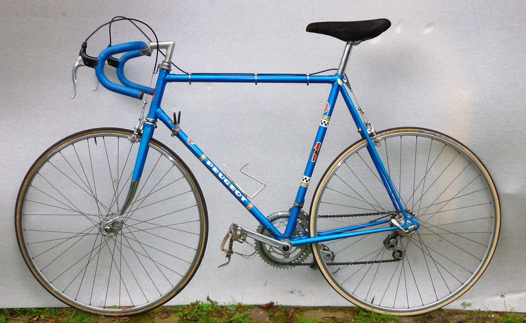 for sale: peugeot complete road bike 60cm lovely condition | lfgss