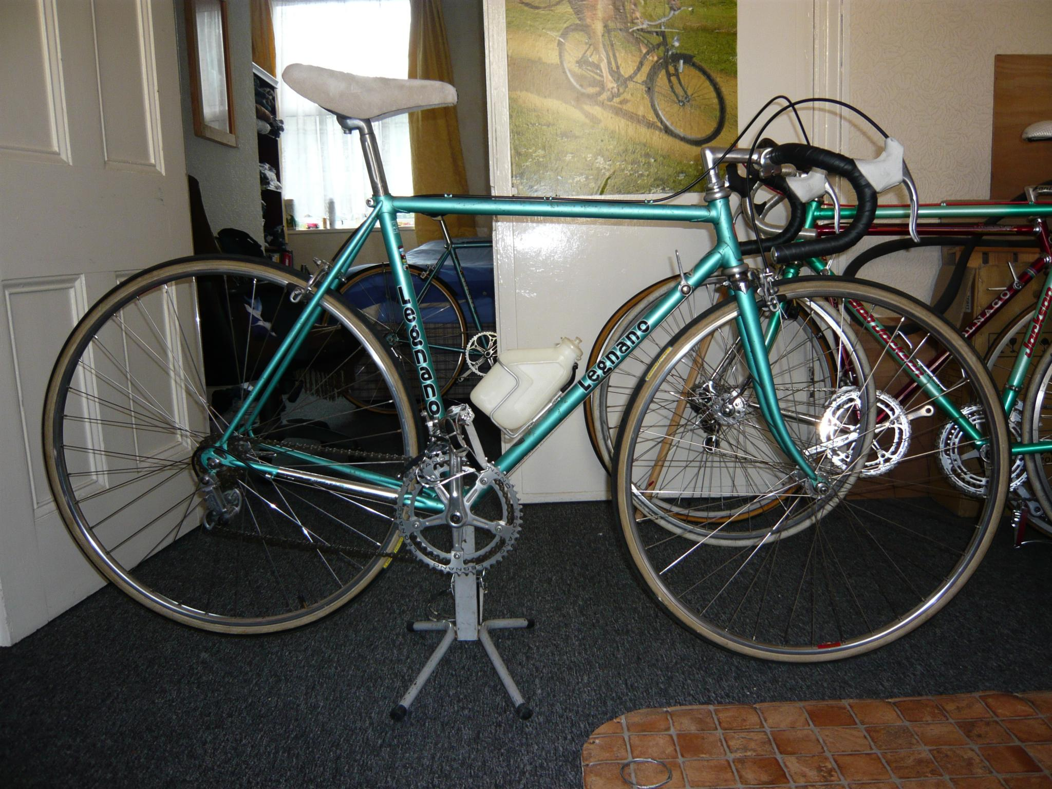 For Sale 80 S Legnano Complete Road Bike 10sp Lfgss