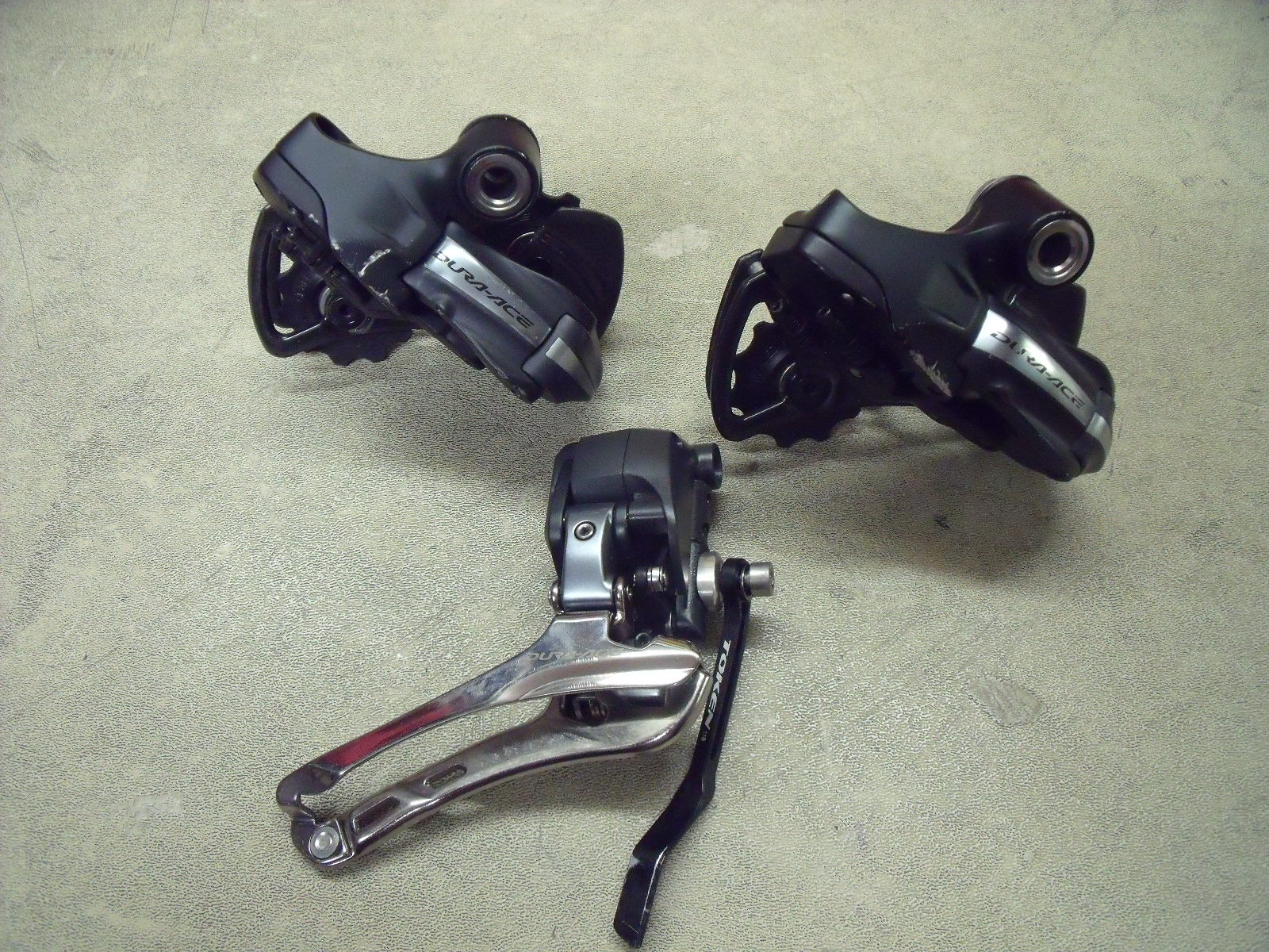 For Sale Shimano Dura Ace Di2 7970 Rear And Front Mechs