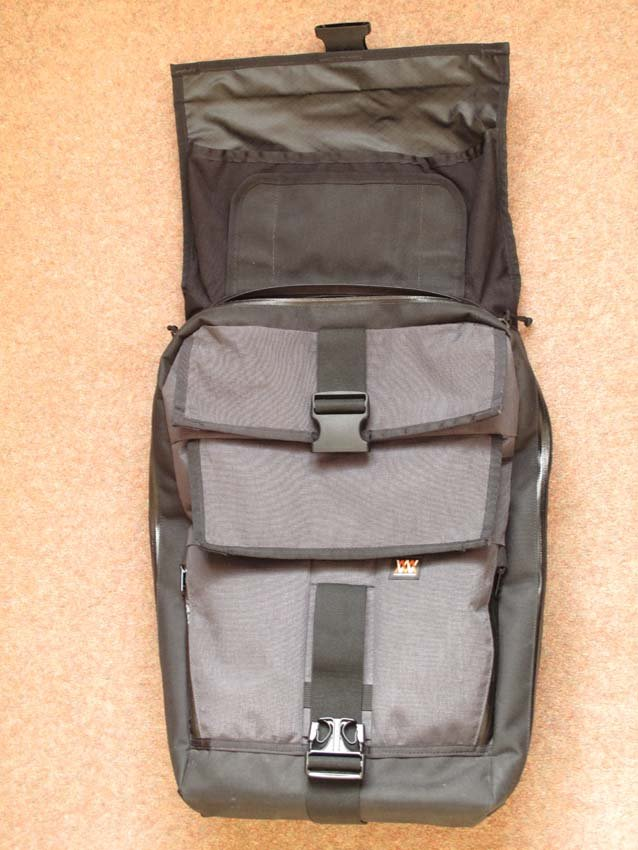 The Mission Workshop Vandal Backpack is part of Mission Workshops Cargo Backpack line. When I started looking for cycling commuter backpacks to review, I came across Mission Workshop. To be honest I hadn't heard of them and wasn't exactly sure what to think.