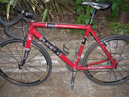 For Sale Planet X Uncle John Cyclo Cross Bike Lfgss