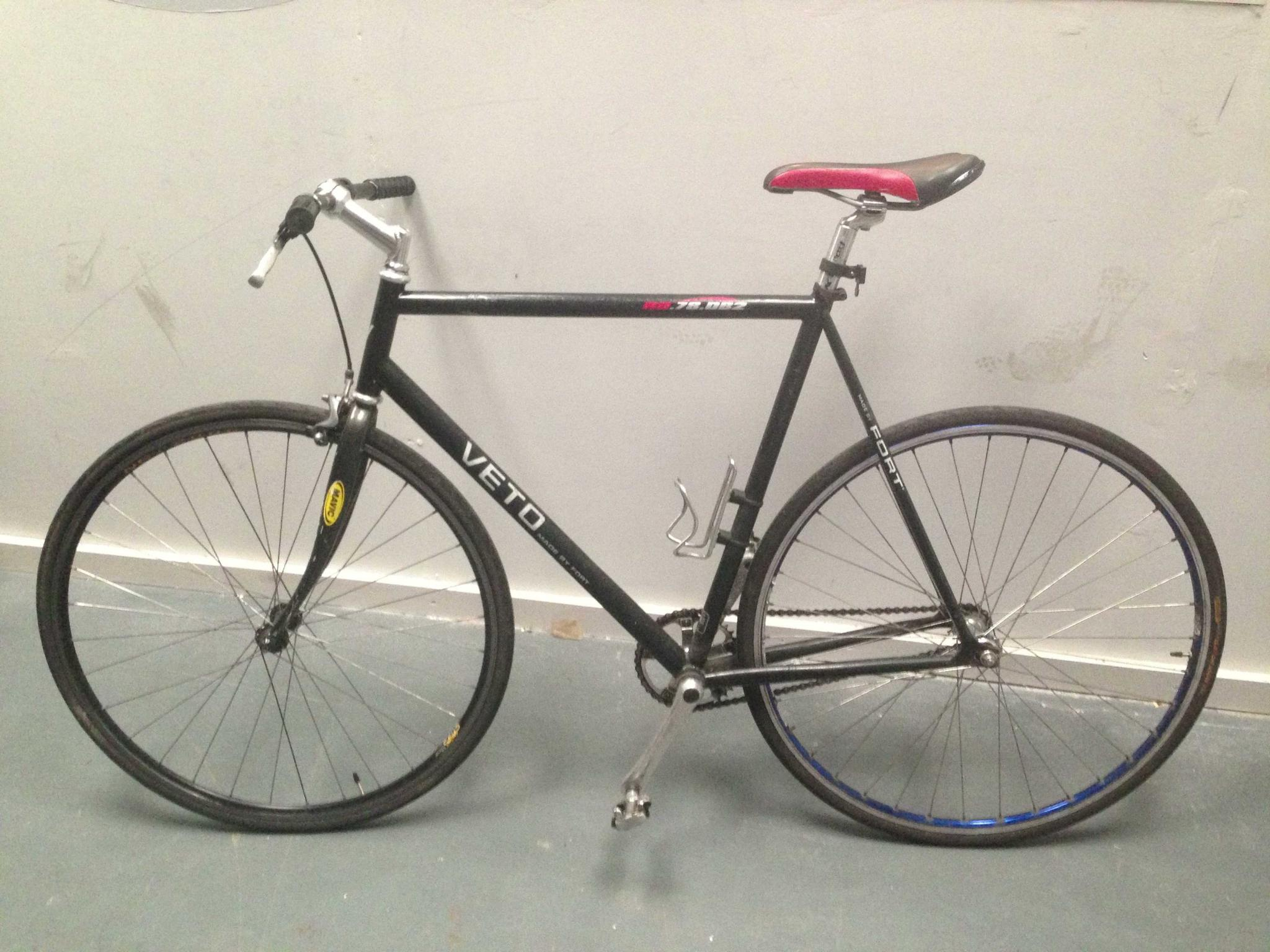 For Sale Veto Made By Fort Fixie Hipster Skidder Lfgss