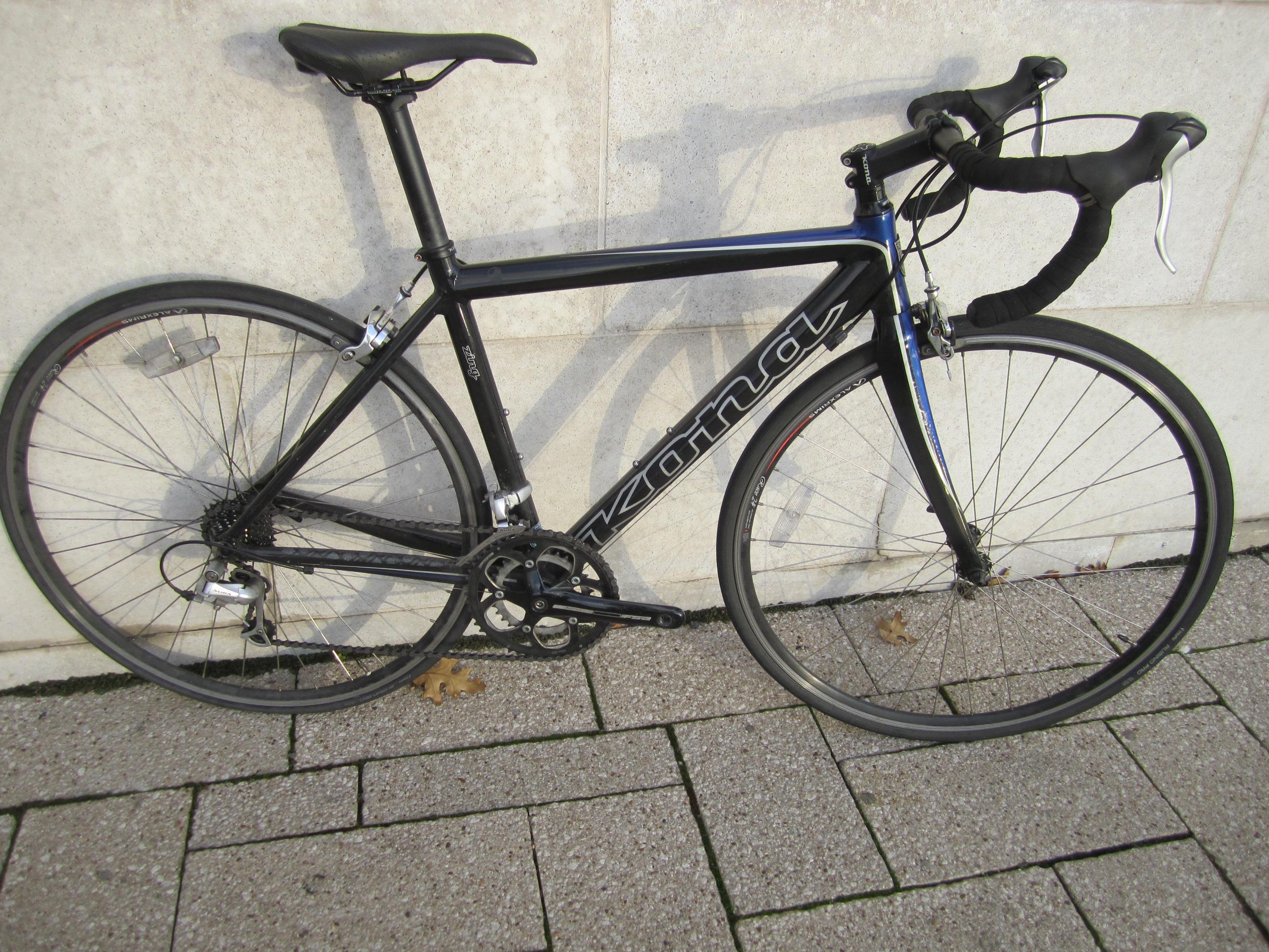 5c2689f4065 For sale: KONA ZING road bike, Shimano Sora gearset, hydroformed ...
